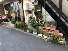 大阪市住之江区 ガーデンリフォーム工事施工前