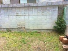 阿倍野区 H様 和庭工事施工前