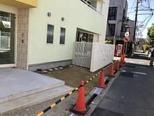 大阪市阿倍野区 A幼稚園様 植栽工事施工前