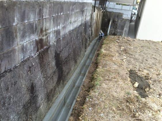 大阪府和泉市 外構工事
